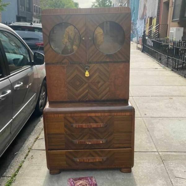 Treasures Found On New York Streets (40 pics)