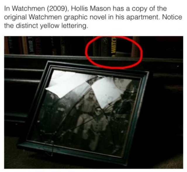 Hidden Facts In Movies (30 pics)