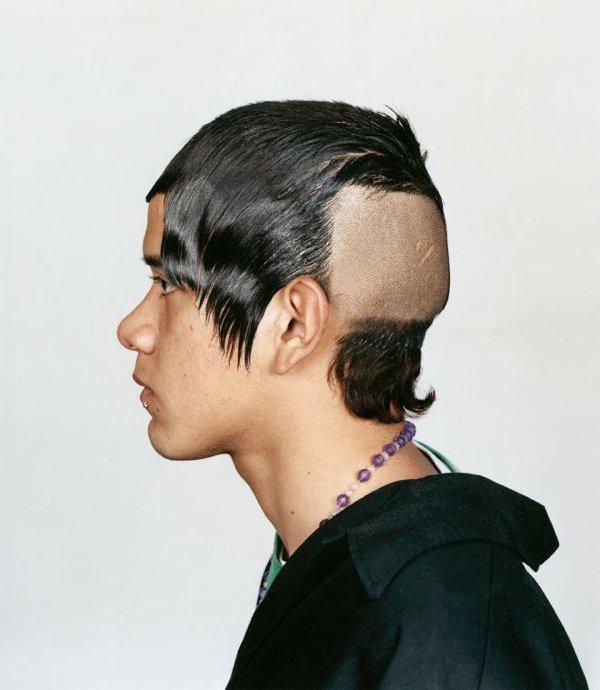 Weird Hairstyles (30 pics)