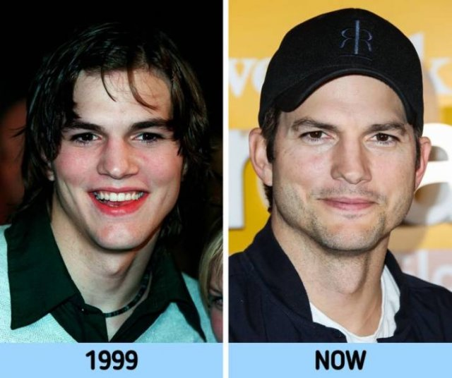 90's Celebrities: Then And Now (19 pics)