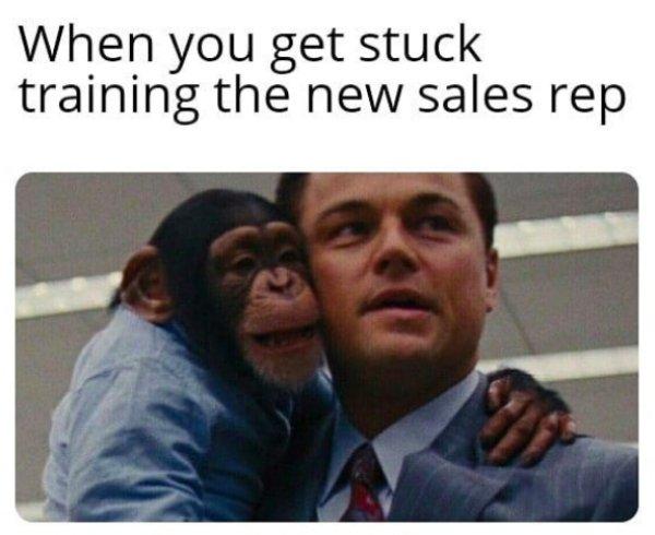 Salesmen Memes (35 pics)