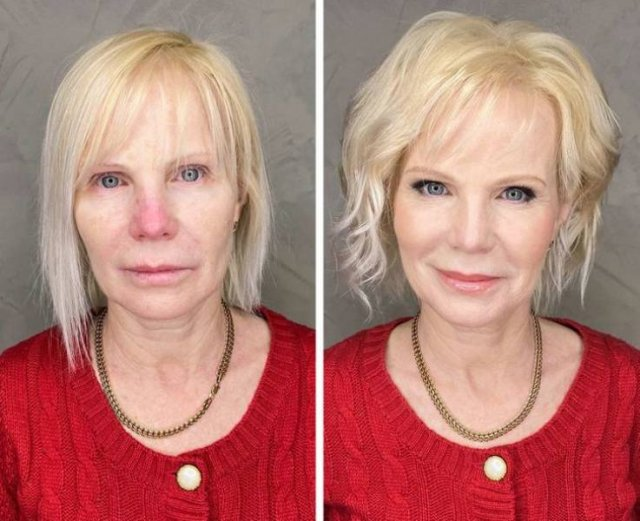 The Power Of Makeup (16 pics)