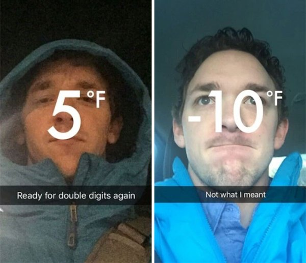 When The Weather Doesn't Care About You (32 pics)