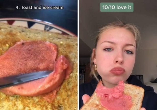 Woman Tries Different Pregnancy Food Cravings (37 pics)