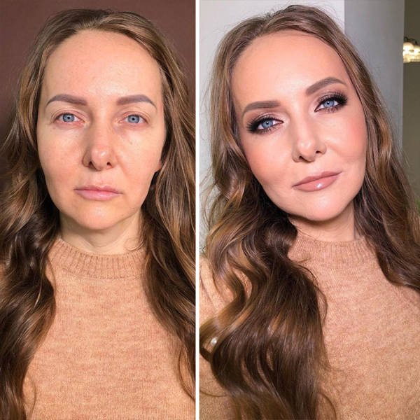 The Power Of Makeup (35 pics)