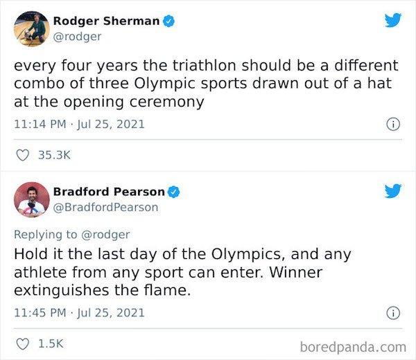 Olympics Memes (25 pics)