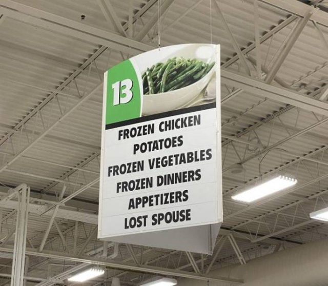 Supermarket Curious Things Around The World (17 pics)