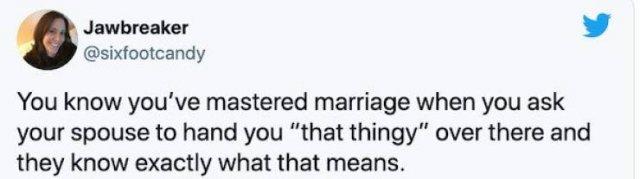 Married Life Tweets (22 pics)