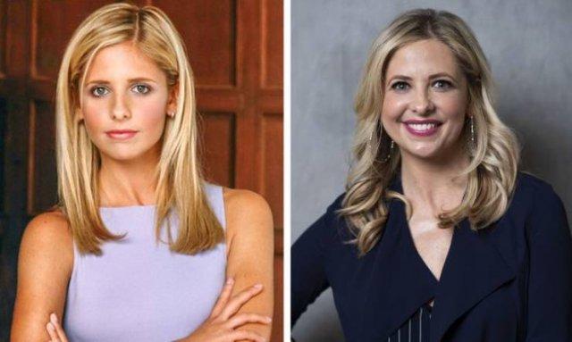 'Buffy The Vampire Slayer' Cast (10 pics)