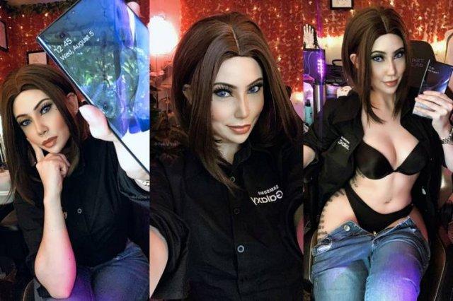 Hot Cosplay Girls (42 pics)