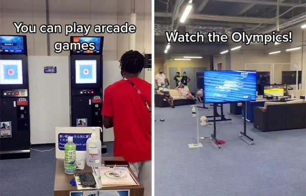 Behind-The-Scenes Look At The Olympic Village (21 pics)