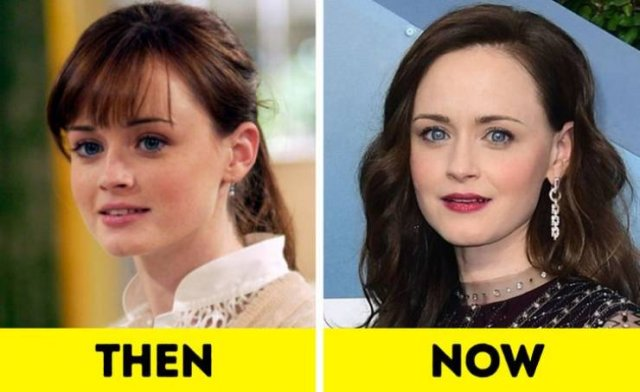 'Gilmore Girls' Cast: Then And Now (16 pics)