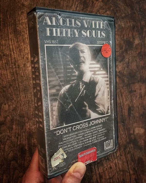 VHS Covers For Modern Movies (36 pics)