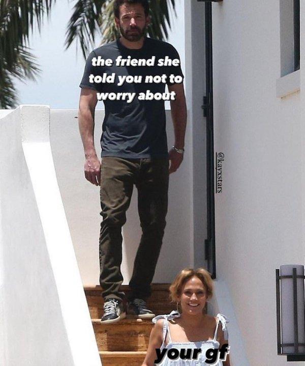 'Bennifer' Memes (34 pics)