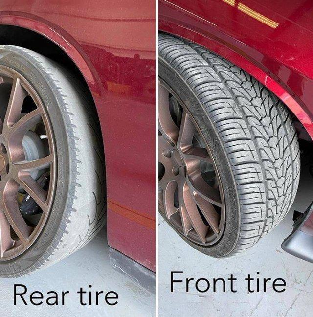Pictures Taken By Car Mechanics (34 pics)
