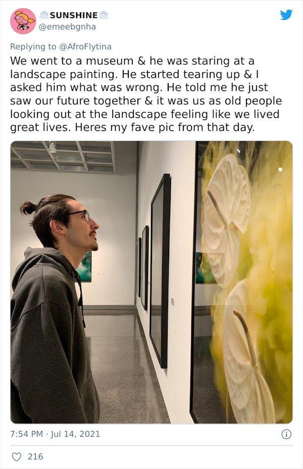 The Moment Of True Love (24 pics)