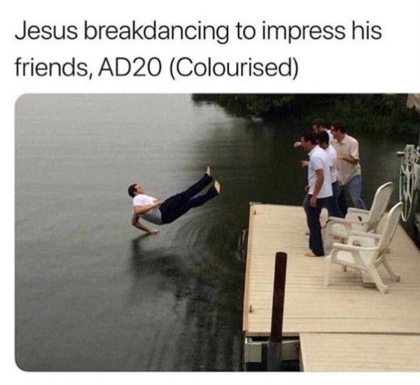 Jesus Memes (25 pics)
