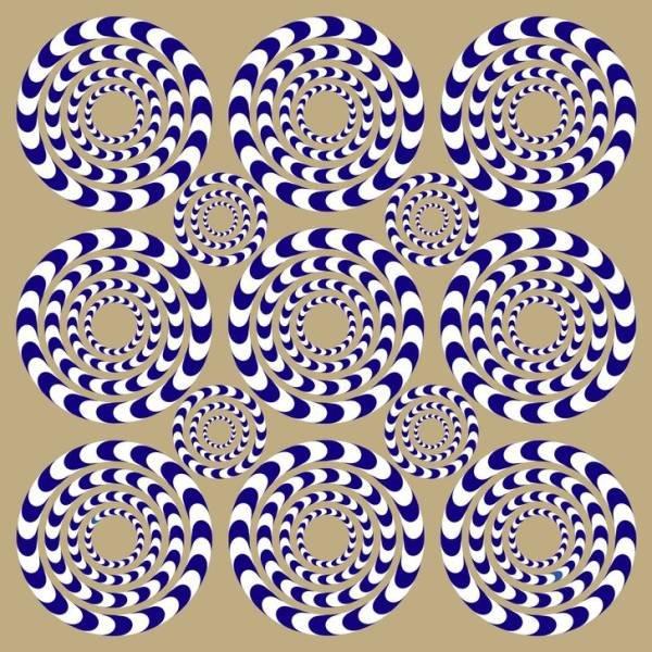 Optical Illusions (16 pics)