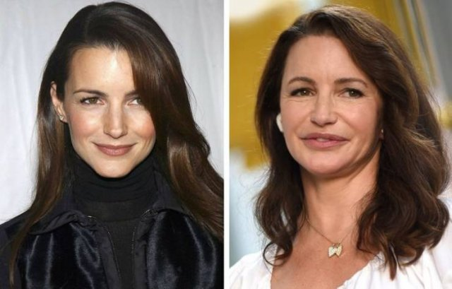 90's Celebrities: Then And Now (12 pics)