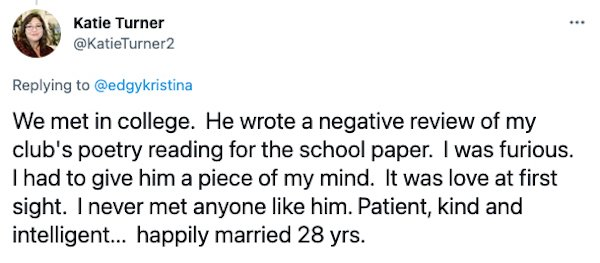 People Tell How They Met Their Spouses (33 pics)