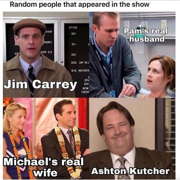 'The Office' Memes (40 pics)
