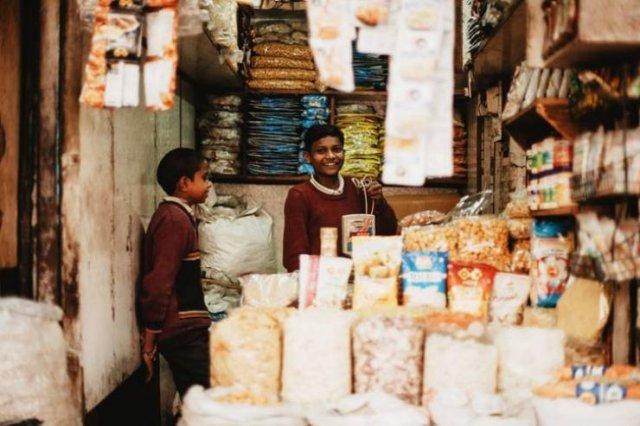 Indian Life By Anastasiya Dubrovina (33 pics)