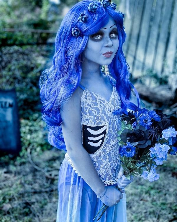 Horror Movies Cosplay By 7-Year-Old Girl (27 pics)