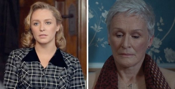 Actors Who Cast To Play Their Parents (25 pics)