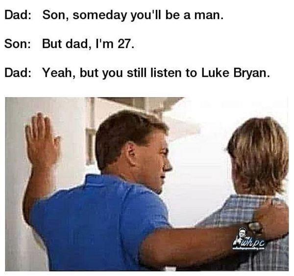 Country Memes (25 pics)