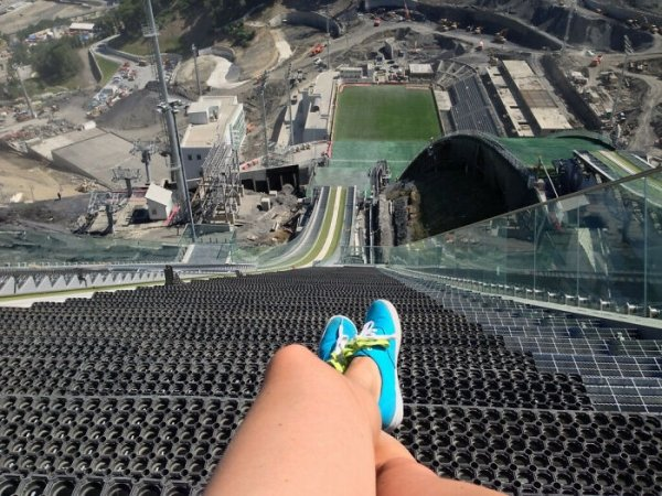 The Real Olympians And Athletes Life (28 pics)