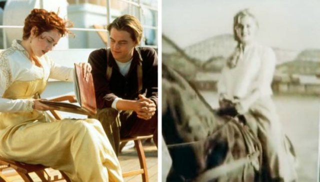 Hidden Details From Famous Romantic Movies (13 pics)