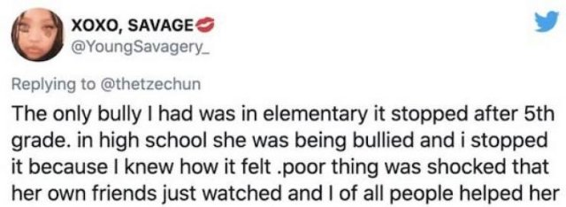 People Tell Where Are Their School Bullies Now (38 pics)