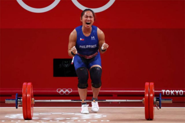 The Greatest Moments From The 2020 Olympics (27 pics)