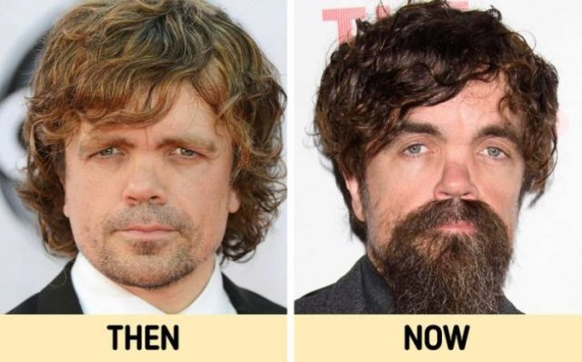 'Game Of Thrones' Cast: Then And Now (14 pics)