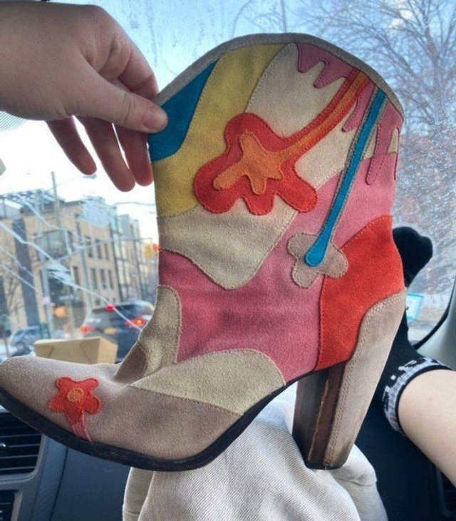 Cool Things From Thrift Shops (21 pics)