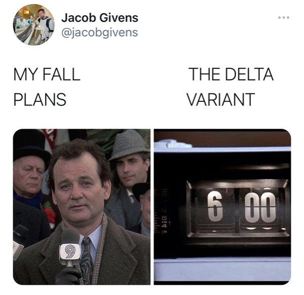 The Delta Variant Memes (27 pics)
