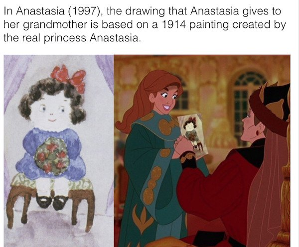 Hidden Details In 90's Cartoon And Movies (25 pics)