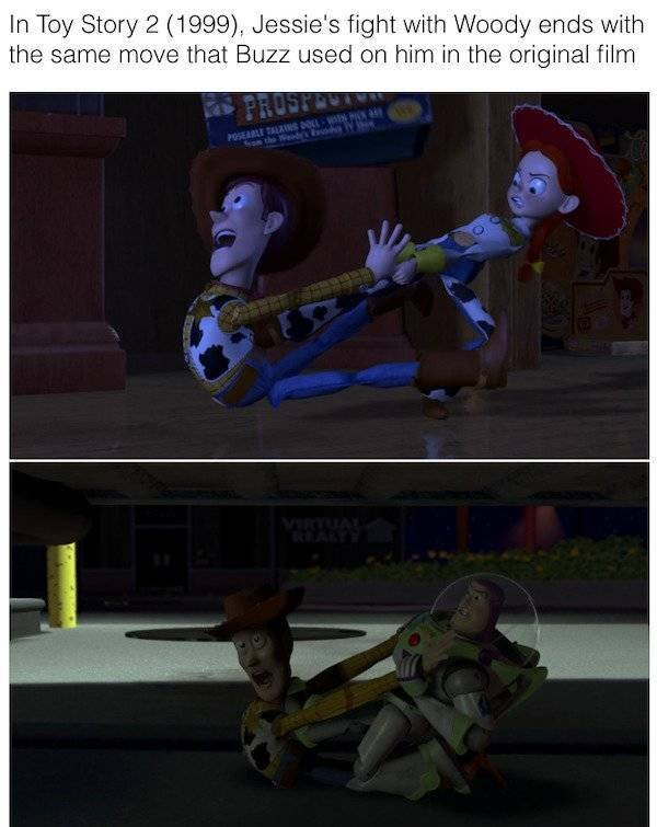 Hidden Details In 90's Movies And Cartoons (24 pics)
