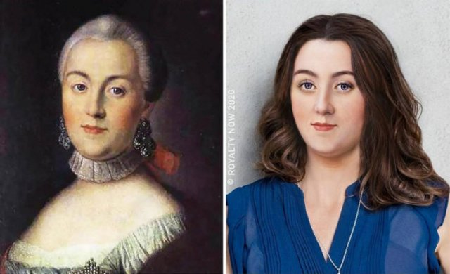 Digital Artist Created Modern Versions Of Famous Historical Figures (23 pics)