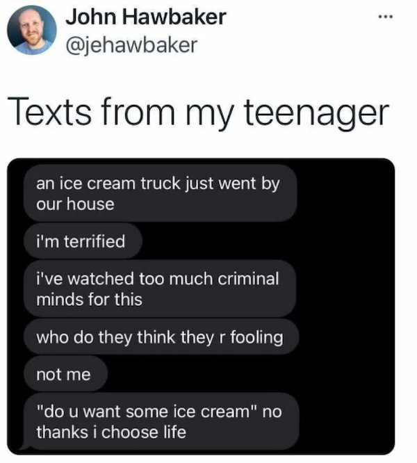 Parents And Teenagers Tweets (34 pics)