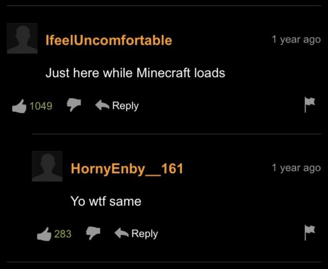 PornHub Comments (36 pics)