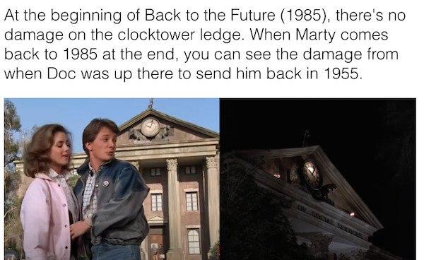 Hidden Details In 80's Movies (20 pics)