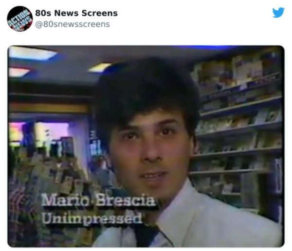 News In The 80's (32 pics)