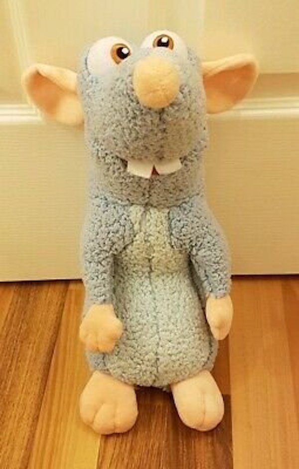 Rat Remy From Ratatouille Toys (20 pics)