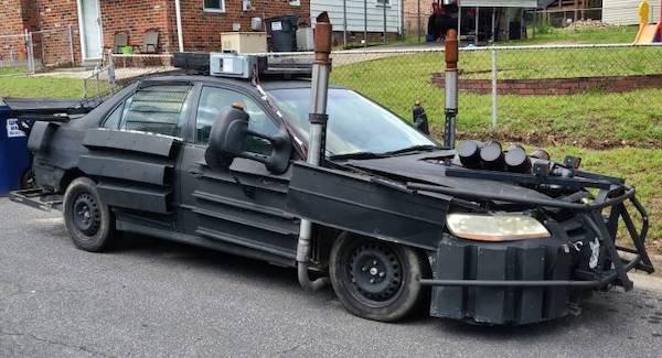 Weird Transport (40 pics)