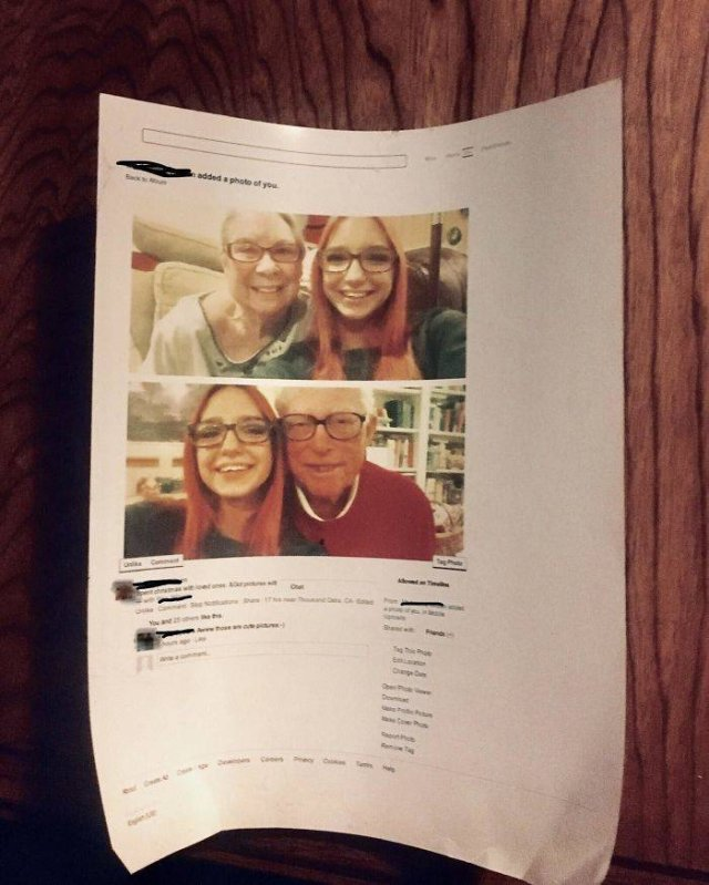 Funny Grandmas And Grandpas (45 pics)