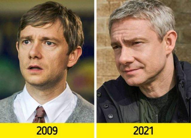 Beautifully Aging Celebrities (14 pics)