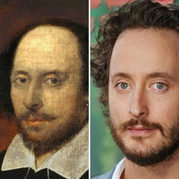 Famous Historical Figures Were Placed Into The Modern World (30 pics)