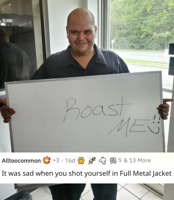 Roasting Comments (26 pics)