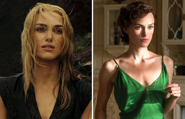 Female Celebrities Who Tried Blonde And Brunette Hair (19 pics)